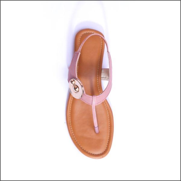 Handcraft T Strap sandal